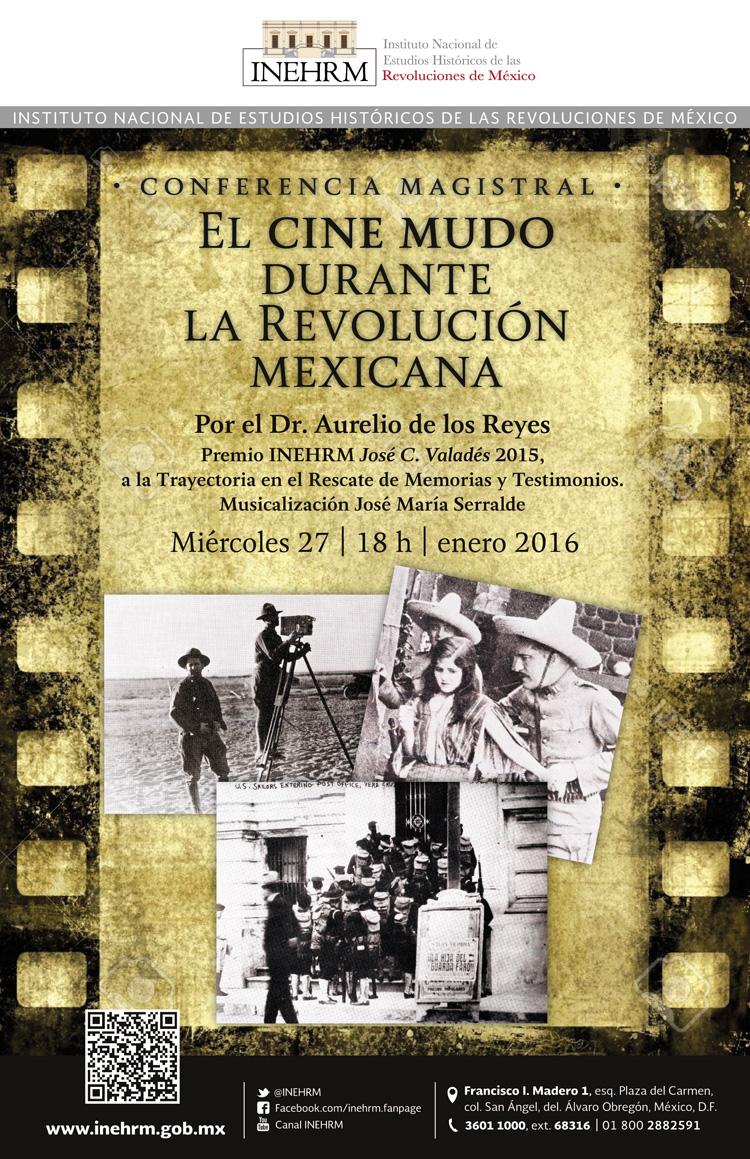 El cine mudo durante la Revolución Mexicana